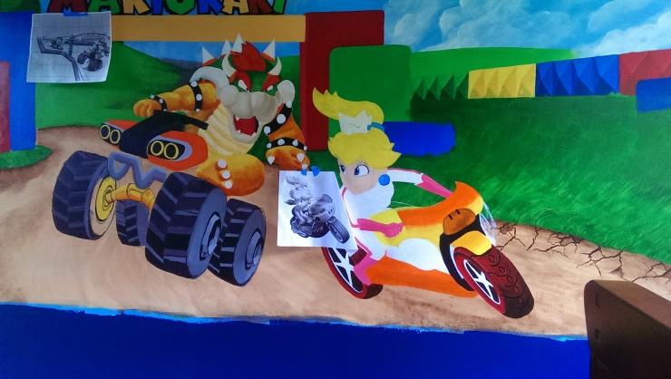 Habitacion Mario Kart 8 24