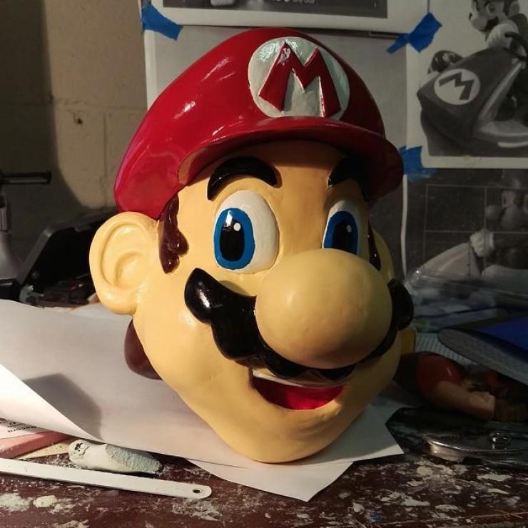 Habitacion Mario Kart 8 33