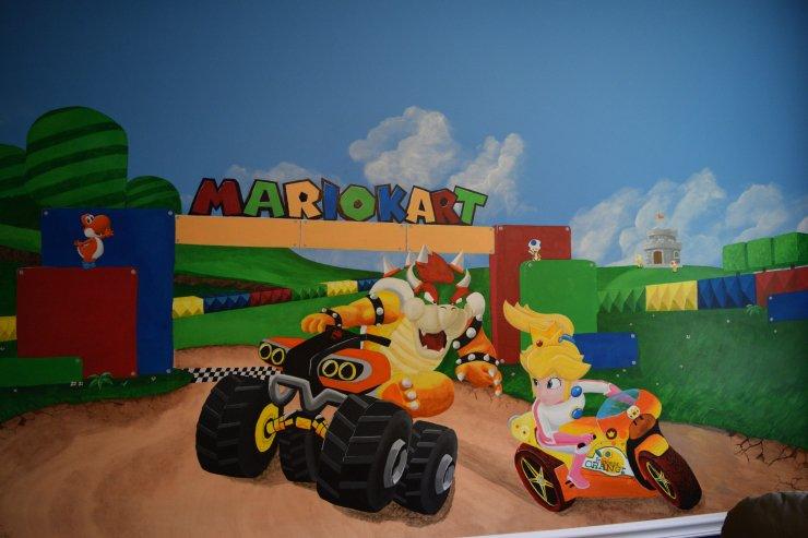 Habitacion Mario Kart 8 5