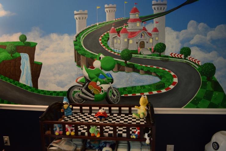 Habitacion Mario Kart 8 6