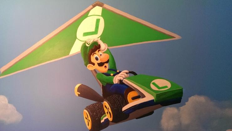 Habitacion Mario Kart 8 8