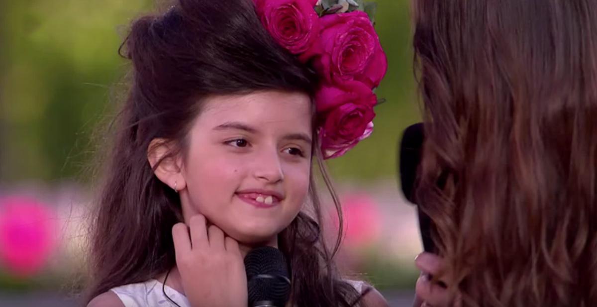 angelina jordan niña cantantante talento