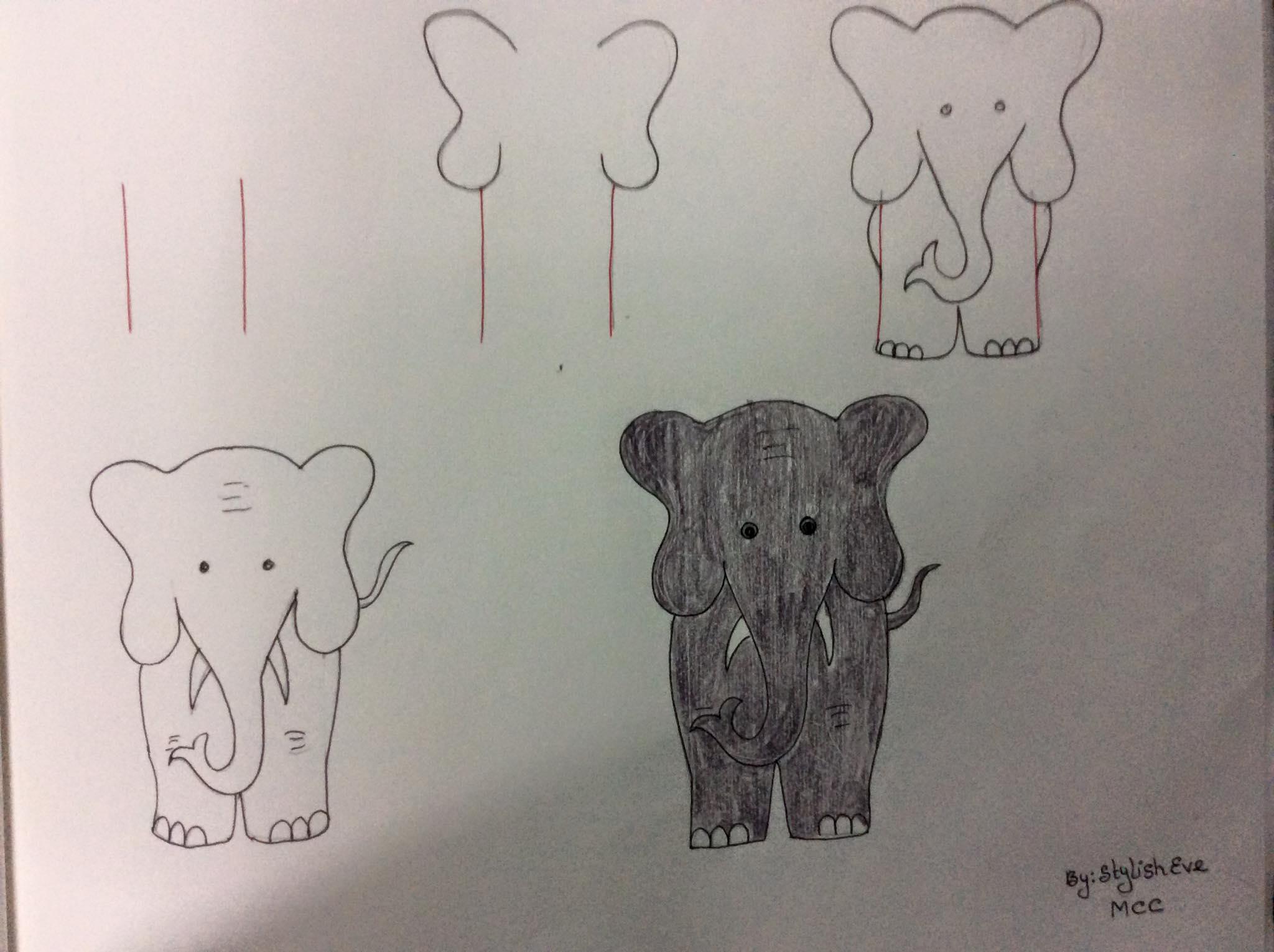 aprende a dibujar con numeros y letras 4