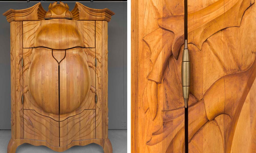 armario-madera decoracion