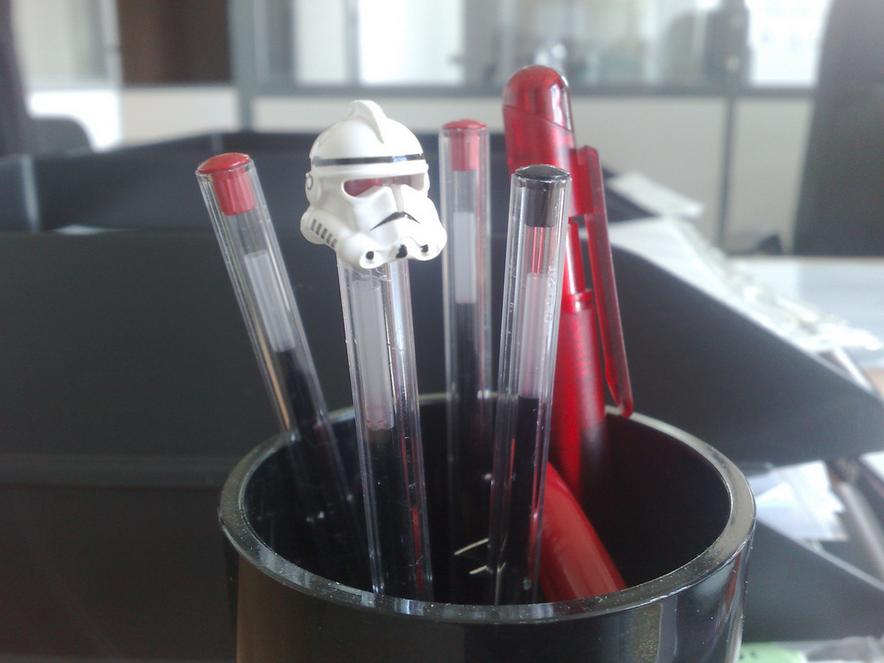 bic storm trooper