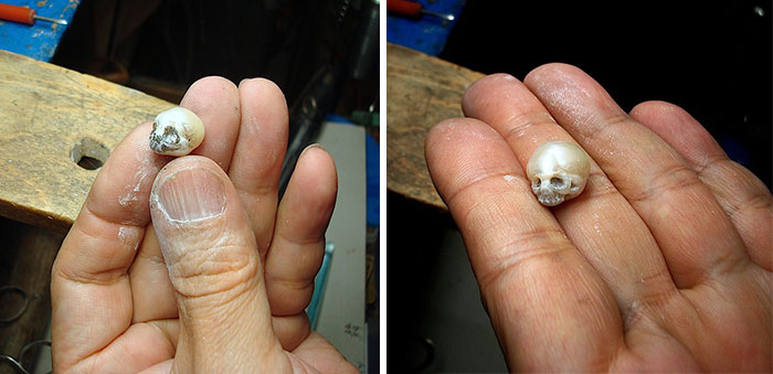 calavera de perla 9