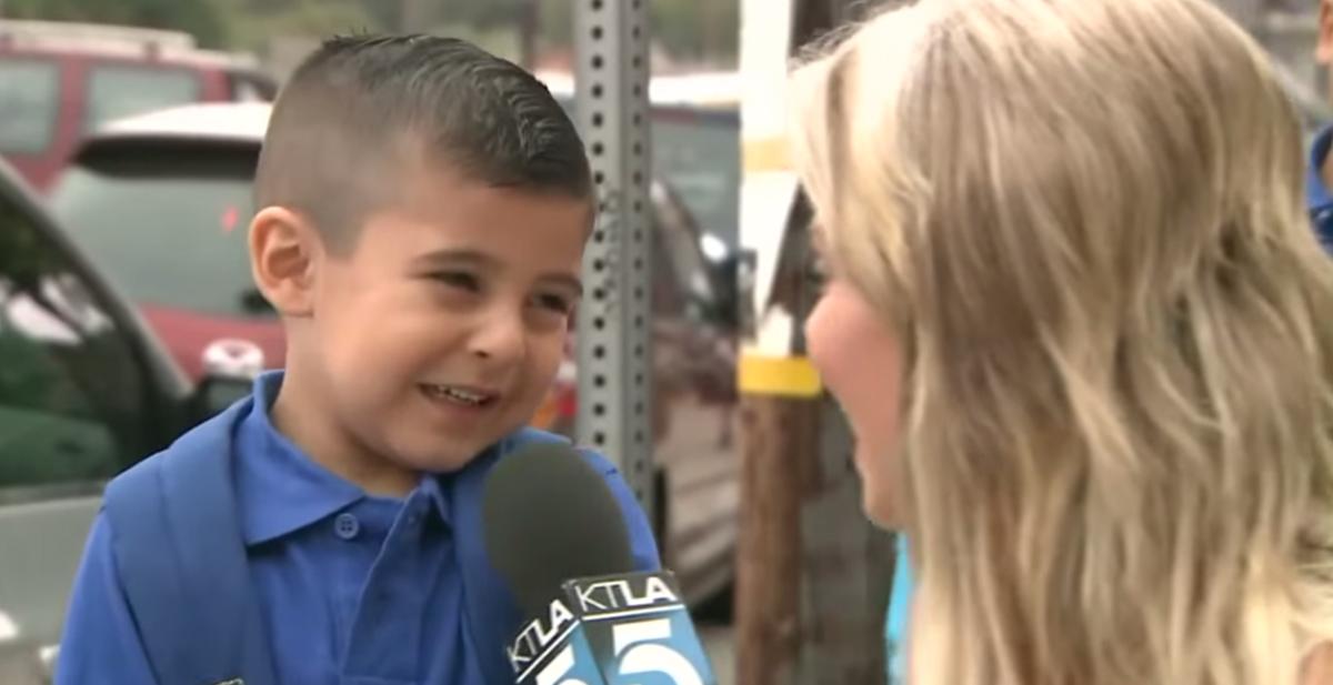 como fastidiar el primer dia de colegio a un niño