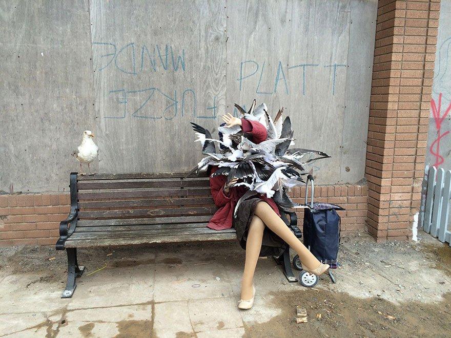 dismaland parque artistas callejeros 6