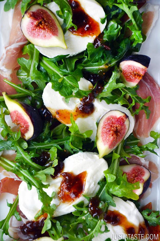 Салат буратто рецепт