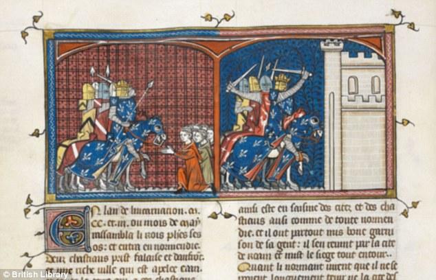 Piden ayuda para resolver un mensaje en una Espada Medieval