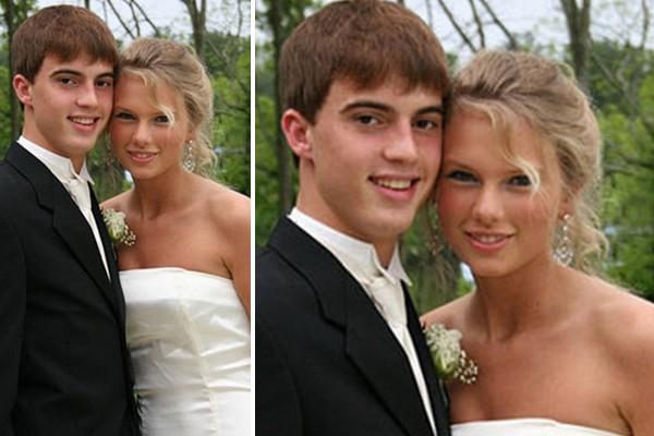 fotos de famosos en su baile de graduacion 1