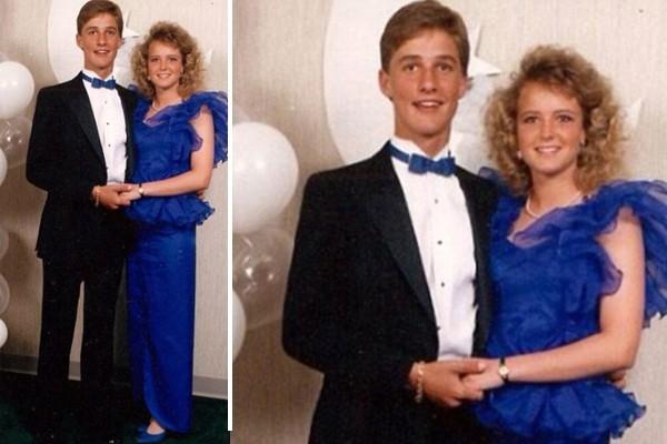 fotos de famosos en su baile de graduacion 14