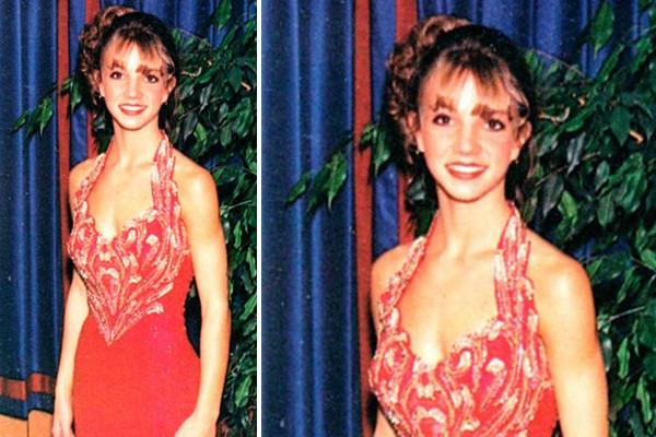 fotos de famosos en su baile de graduacion 20