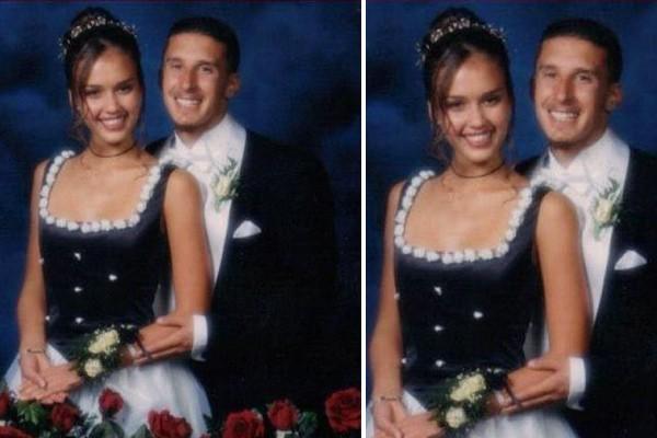 fotos de famosos en su baile de graduacion 21