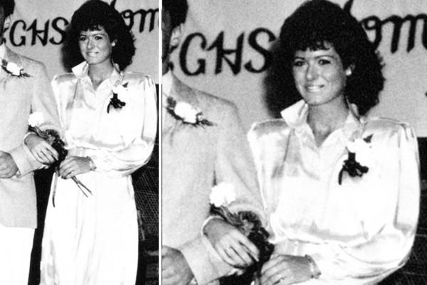 fotos de famosos en su baile de graduacion 27