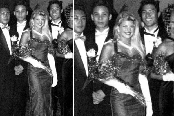 fotos de famosos en su baile de graduacion 7