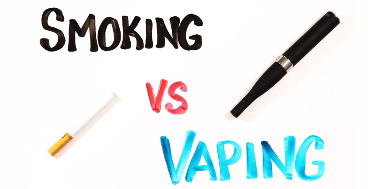 Fumar VS Vapear ¿Quien perderá? ya te lo decimos nosotros: tu salud