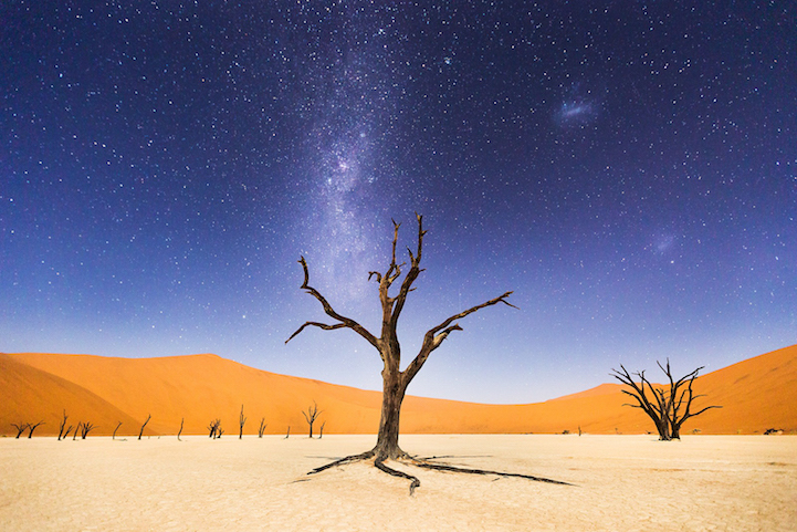 A Night At Deadvlei