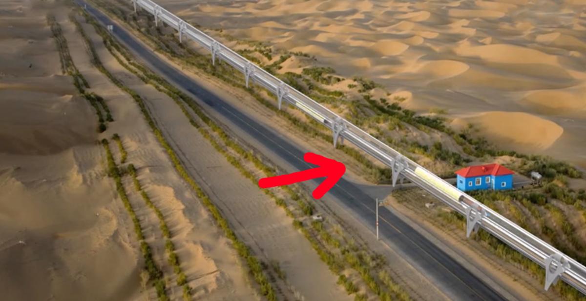 hyperloop el tren del futuro inspirado en futurama