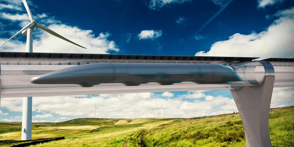"Os presentamos ""Hyperloop"""