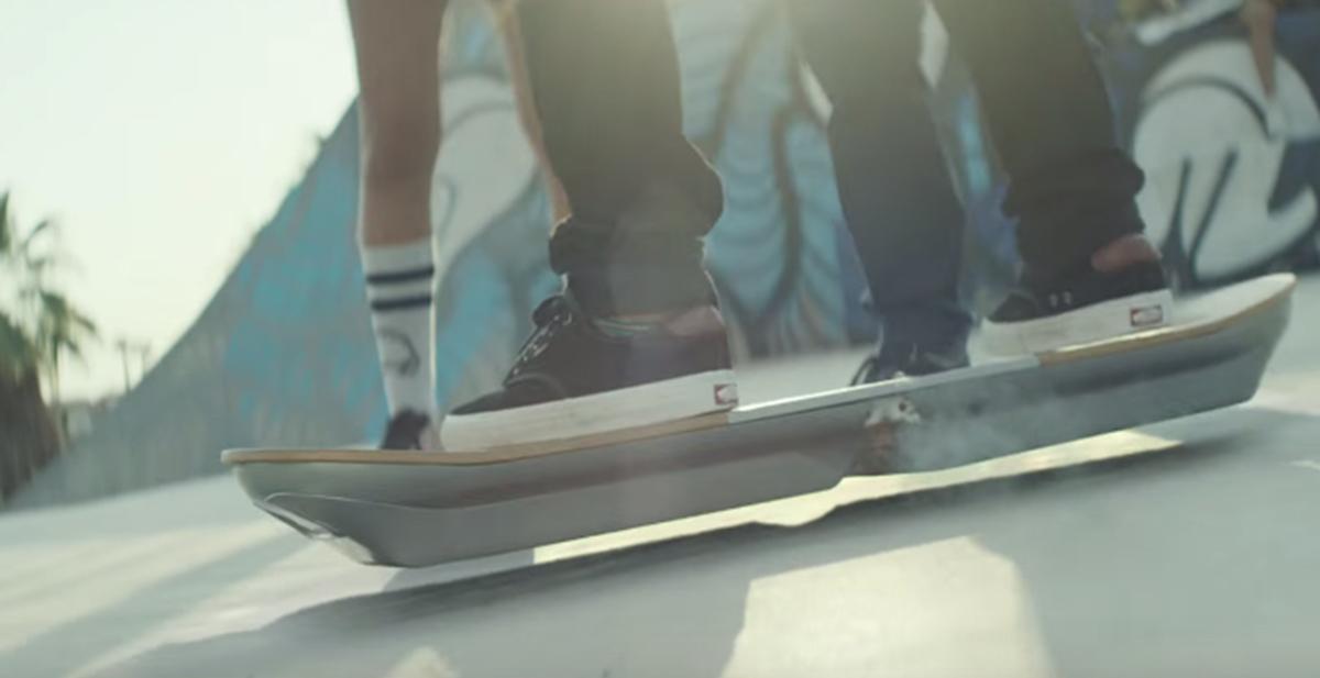 lexus hoverboard slide aeropatin