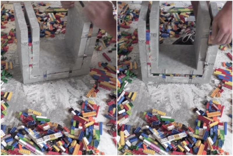 mesa lego y cemento 12