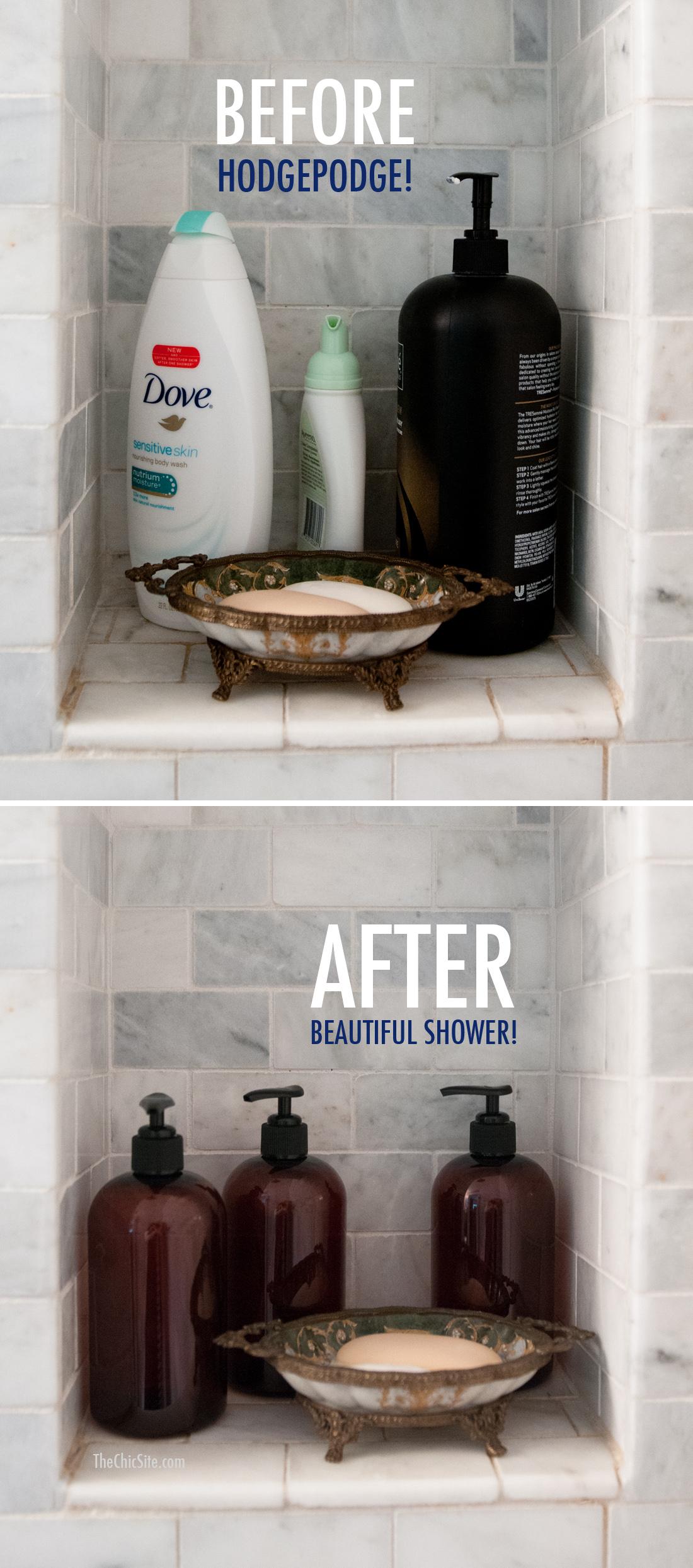 organizar ducha 5
