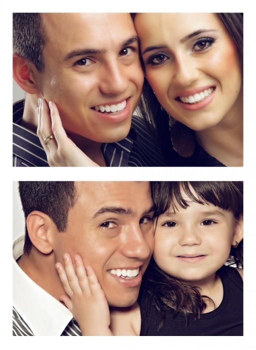 padre recrea fotos con su hija 5