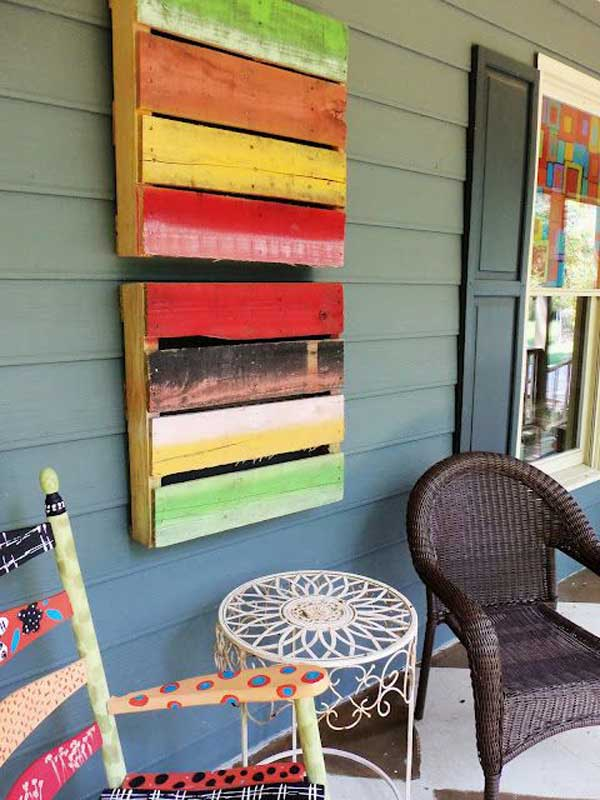 pallets pared 21
