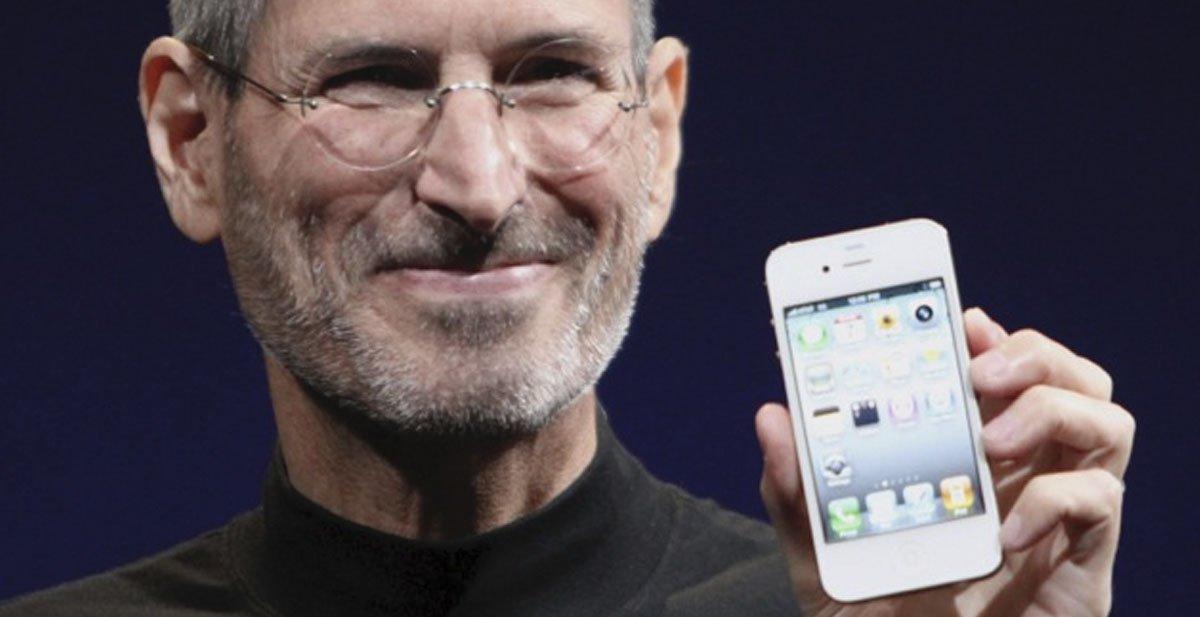1f1795c487b Por qué Steve Jobs prohibía a sus hijos tener un iPhone? - La voz ...