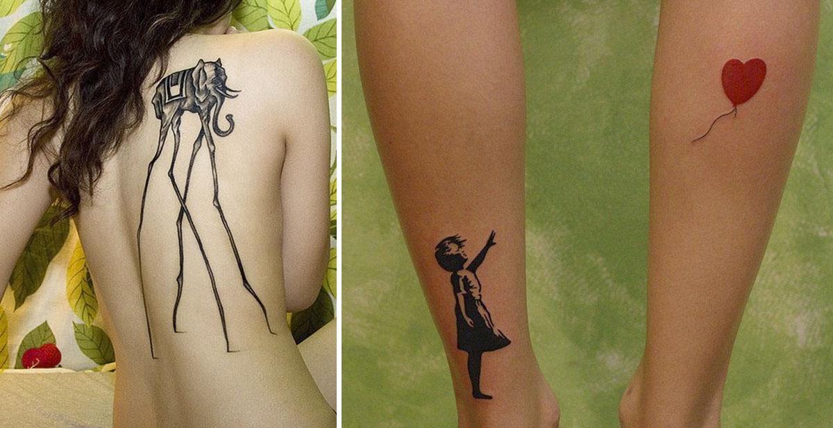 tatuajes-basados-artistas
