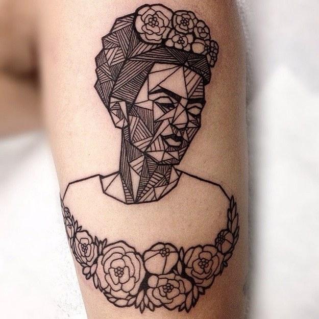 tatuajes inpirados en obras famosas 1
