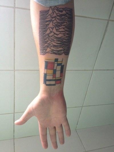 tatuajes inpirados en obras famosas 10
