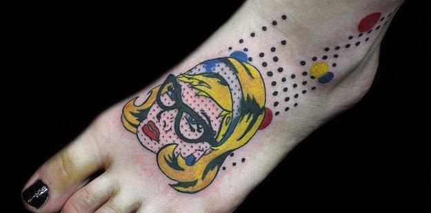 tatuajes inpirados en obras famosas 11