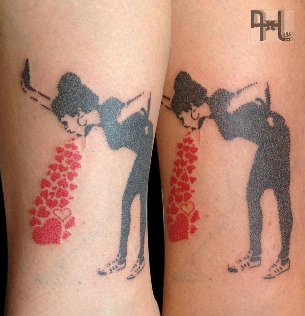 tatuajes inpirados en obras famosas 16