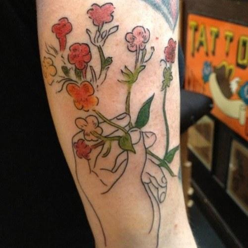tatuajes inpirados en obras famosas 19