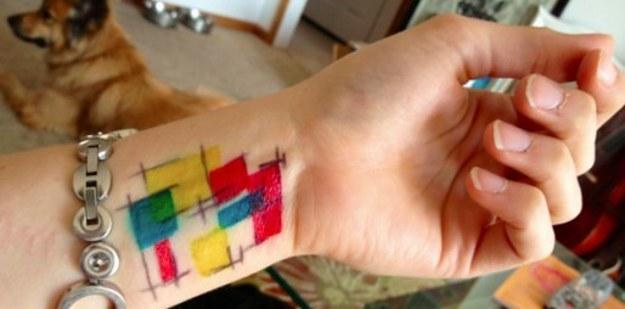 tatuajes inpirados en obras famosas 9