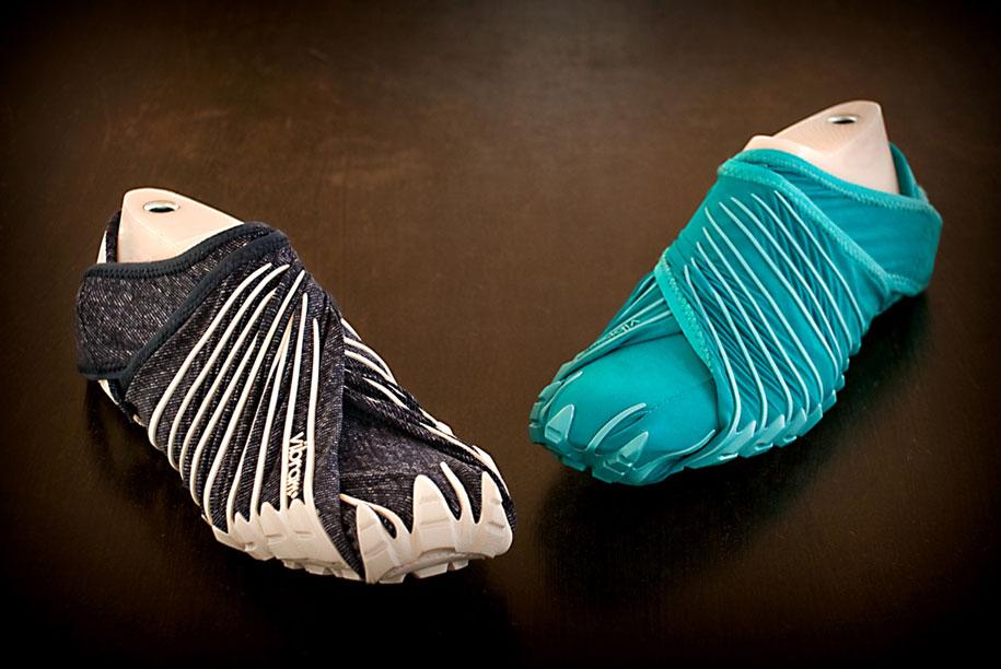 vibram furoshiki zapatillas de inspiracion japonesa 3