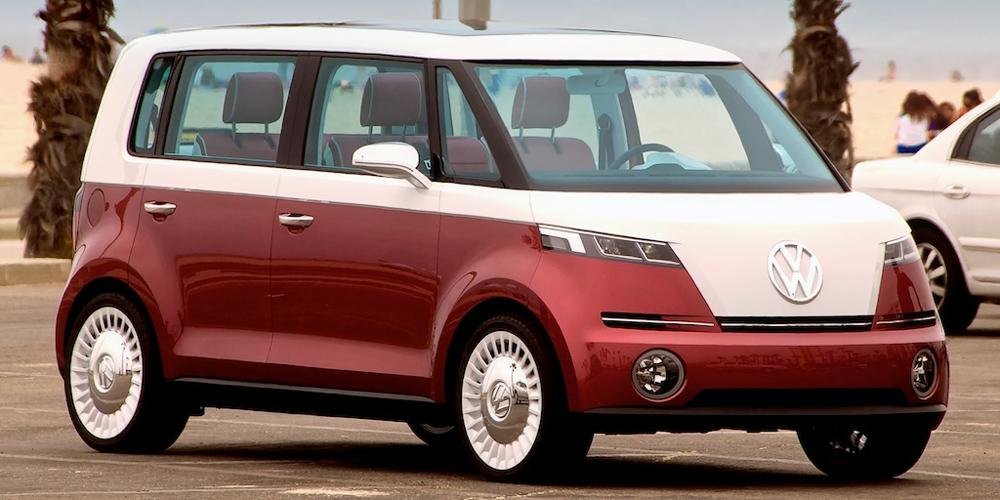 Este el modelo de Volkswagen Bulli presentado en 2011