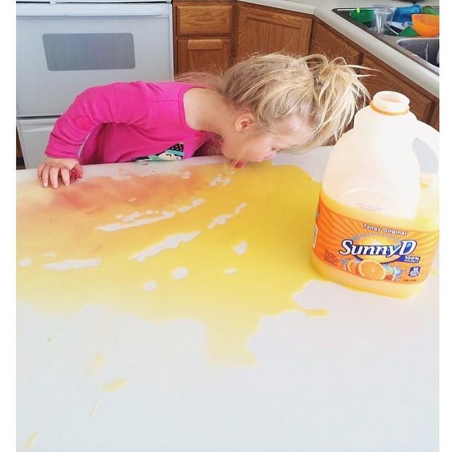 a veces los niños son un poco destructivos 12