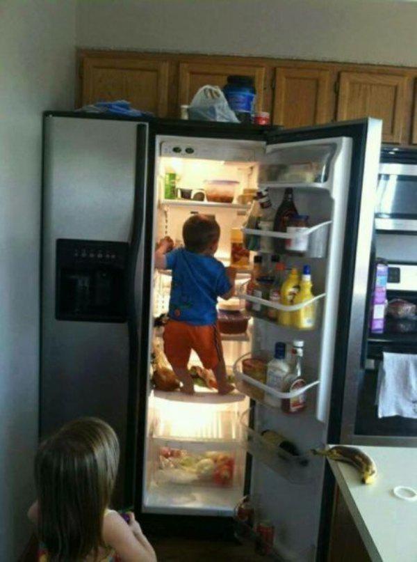 a veces los niños son un poco destructivos 13