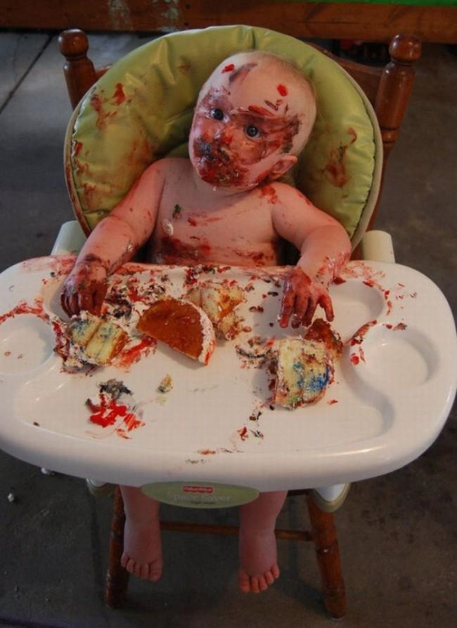 a veces los niños son un poco destructivos 15