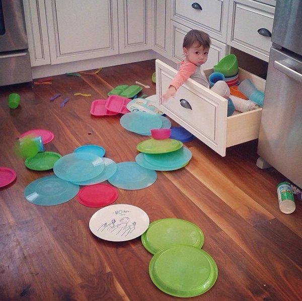 a veces los niños son un poco destructivos 26