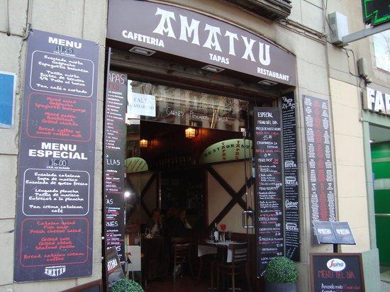 amatxu el peor bar restaurante del mundo