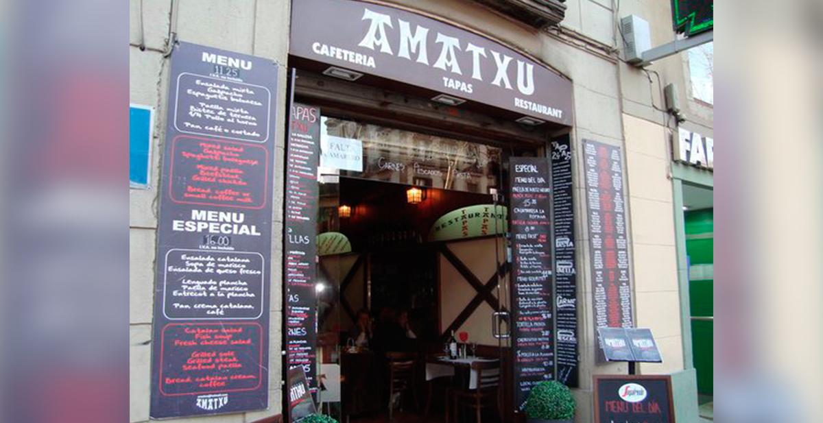 amatxu el peor bar restaurante del mundo en TripAdvisor