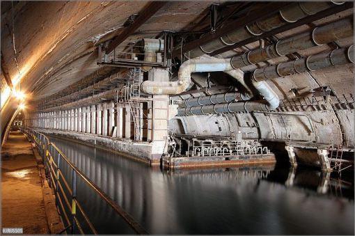 base submarino abandonada rusia 1
