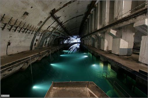 base submarino abandonada rusia 2