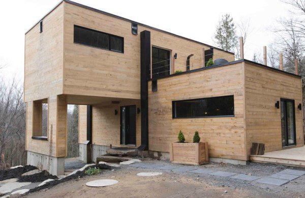 casa de lujo fabricada con 4 contenedores 5