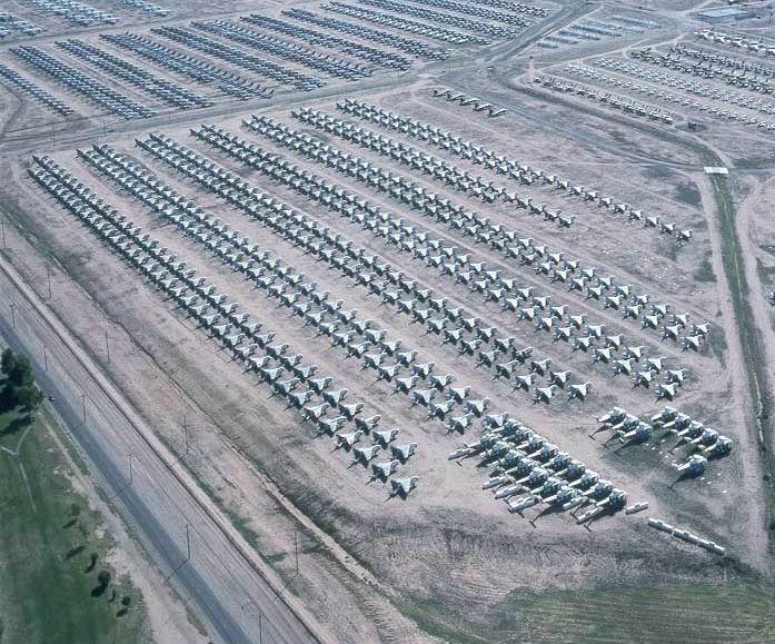 el cementerio de aviones 2