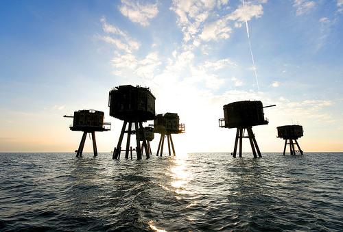 fortalezas marina maunsell 1
